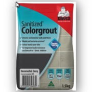 Davco sanitized grout
