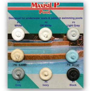 Maxisil silicone Pool